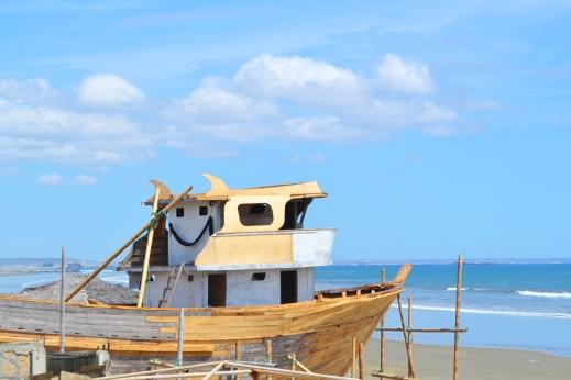 Boat Next Door